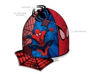 Spider-Man Feature Tent