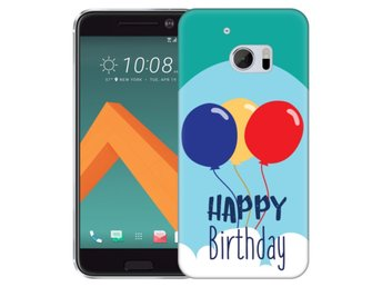 HTC 10 Skal Happy Birthday