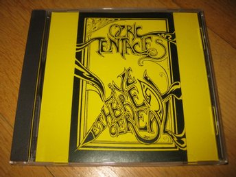 OZRIC TENTACLES - Live etheral cereal CD 1986/1993
