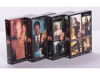 DVD 24 Collection