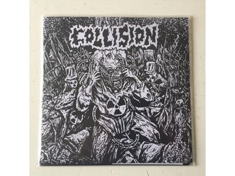 "COLLISION/ROTTED - SPLIT.LTD. NY 7""."