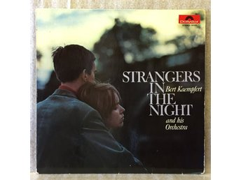 BERT KAEMPFERT / Strangers In The Night -- Polydor 184 053, 1966