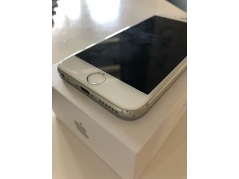 Iphone 6S 16 GB Silver OLÅST