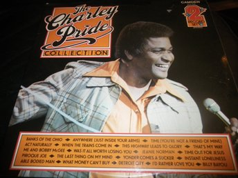 the charley pride collection dlp