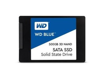 WD BLUE 3D NAND SATA SSD 500GB -5 year warranty-