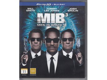 Men In Black 3D