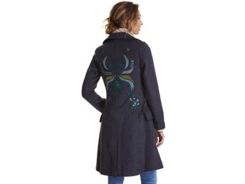 Odd Molly wild embroidered coat, storlek 1. NY!