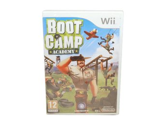 Boot Camp Academy (SCN / NYTT / Wii)