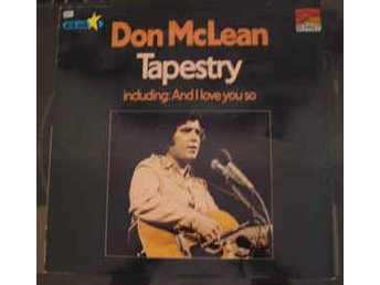 Don McLean - Tapestry - LP