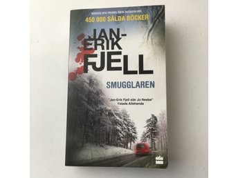 Bok, Smugglaren, Jan-Erik Fjell, Pocket, ISBN: 9789150931075, 2018