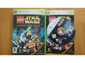 Xbox 360: LEGO Star Wars the Complete Saga