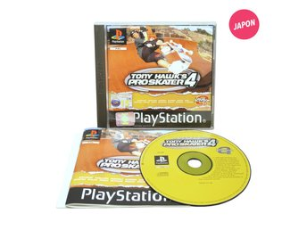 Tony Hawk's Pro Skater 4 (EUR / PS1)