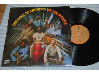 The SOUL SEARCHERS - We the People - SUSSEX orig US funk LP