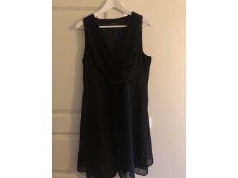 Svart klänning från Stockholm Mq strl 40 (401969862) ᐈ Köp