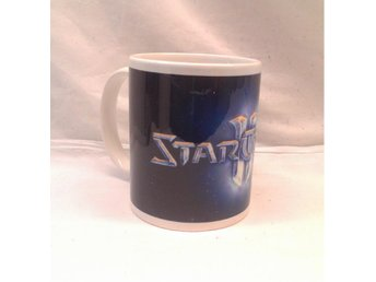 Star Craft mugg - Logo -