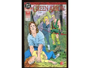 Green Arrow Annual #3