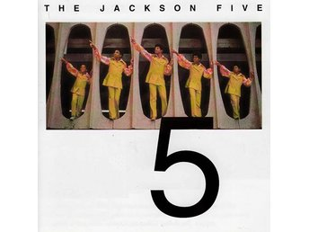 The Jackson Five, 5 (CD)