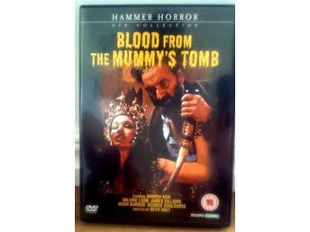 Blood From the Mummy's Tomb (Hammer Horror!)