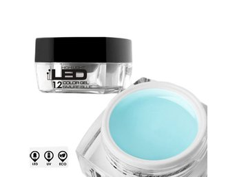 High Light LED - Smurf Blue - 4 g - Silcare