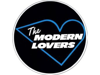 MODERN LOVERS - 4,5 cm - Badge / Pin / Knapp (Proto Punk, Sex Pistols) - Falkenberg - MODERN LOVERS - 4,5 cm - Badge / Pin / Knapp (Proto Punk, Sex Pistols) - Falkenberg