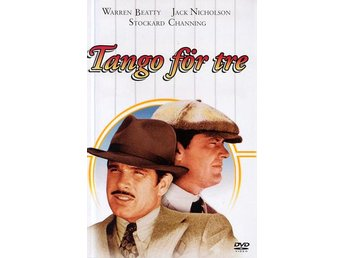 Tango För Tre (Warren Beatty, Jack Nicholson) - Visby - Tango För Tre (Warren Beatty, Jack Nicholson) - Visby