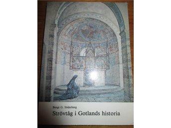 Gotland. Strövtåg i Gotlands historia - Sölvesborg - Gotland. Strövtåg i Gotlands historia - Sölvesborg