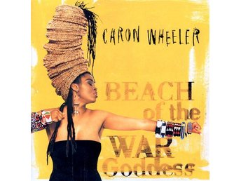 Caron Wheeler - Beach Of The War Goddess (1992) CD, EMI Records, OOP, Like New