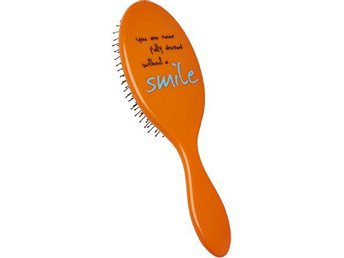 HH Simonsen Wet Brush Citat Orange
