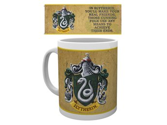 Mugg - Harry Potter - Slytherin Characteristics