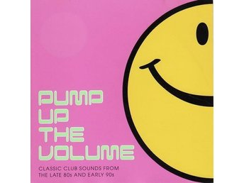 Various - Pump Up The Volume (CD) at Discogs 2 skivor