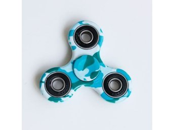 Camouflage Pattern Focus Toy Fidget Spinner