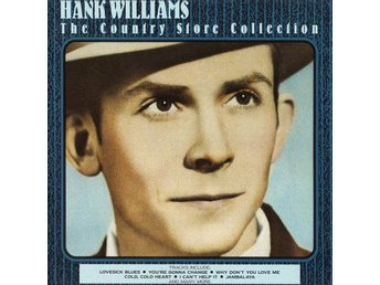 LP Hank Williams The Country Store Collection