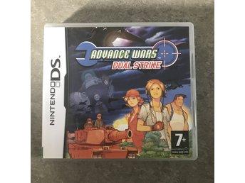Advance Wars Dual Strike Nintendo DS - Stenungsund - Advance Wars Dual Strike Nintendo DS - Stenungsund