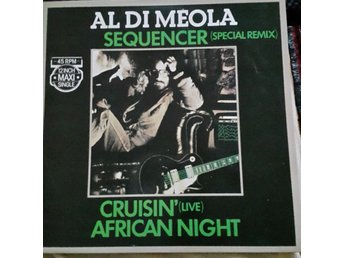 Al Di Meola : Sequencer - Stockholm - Al Di Meola : Sequencer - Stockholm