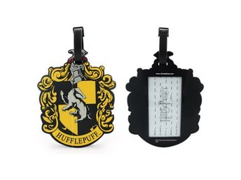 Harry Potter Bagagetag Hufflepuff