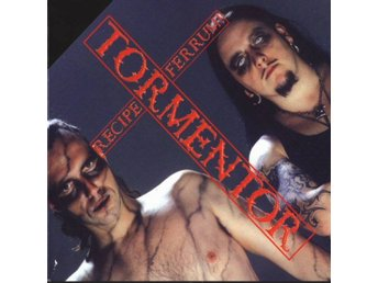Tormentor –Recipe Ferrum 777 dlp first time on vinyl odd bla