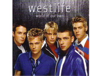 Westlife-World of our own / CD