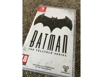 Batman The Telltale Series - Nintendo Switch