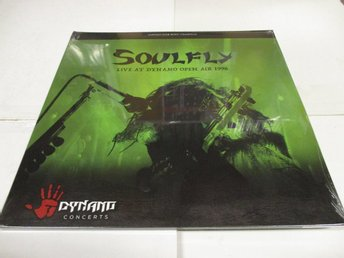 Soulfly (LP) - Live At Dynamo 1998 - Ospelad!