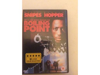BOILING POINT(DENNIS HOPPER,WESLEY SNIPES,VIGGO MORTENSEN)