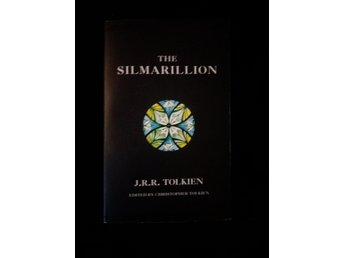 """The Silmarillion"" JRR Tolkien pocket, eng."