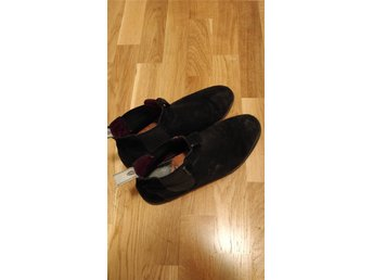 Svarta Hush Puppies skor - 40