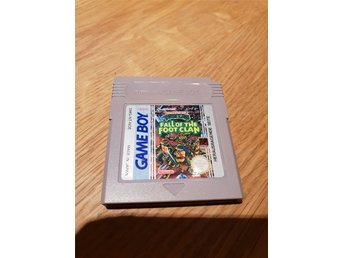 Turtles Fall Off The Foot Clan NOE GAME BOY