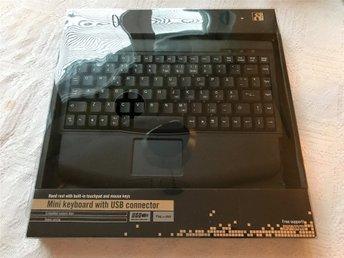 Deltaco TB-5DSU Minitangentbord med TouchPad. (342409562) ᐈ Köp på ... 666439890d31b