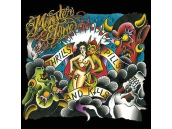Monster Tone - Thrills Pills And Kills (CD) - CD