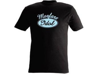 T-SHIRT Morfars Idol nr 36    60cl 5mån - 1år