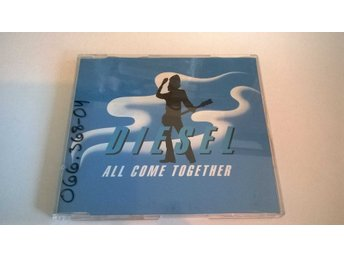 Diesel - All Come Together, CD