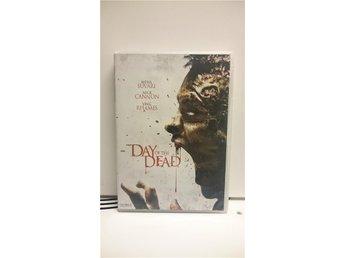 DAY OF THE DEAD - MENA SUVARI - SVENSK DVD - UTGÅTT!!! - Grästorp - DAY OF THE DEAD - MENA SUVARI - SVENSK DVD - UTGÅTT!!! - Grästorp