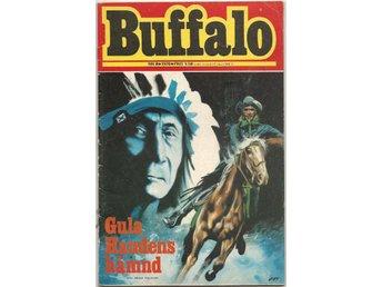 Buffalo Bill 1970 Nr 8 VG - Vikingstad - Buffalo Bill 1970 Nr 8 VG - Vikingstad