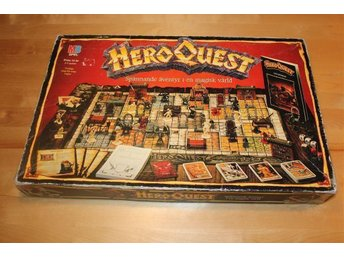 HeroQuest komplement